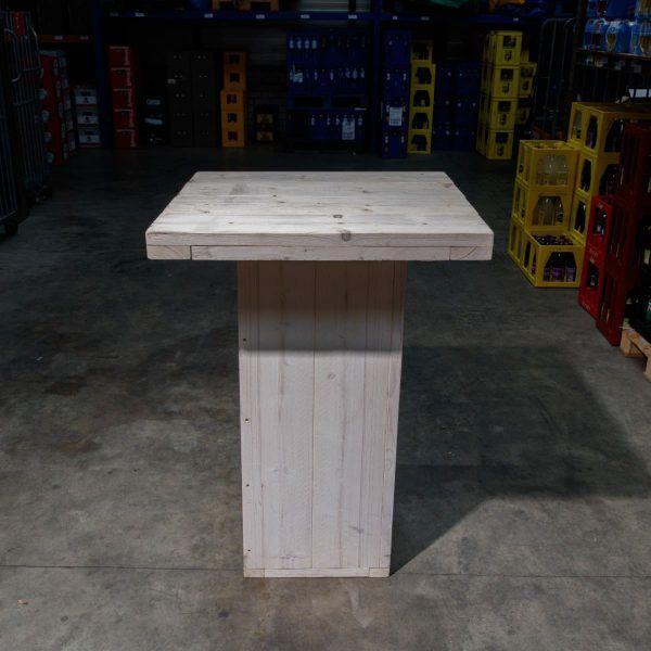Statafel steigerhout